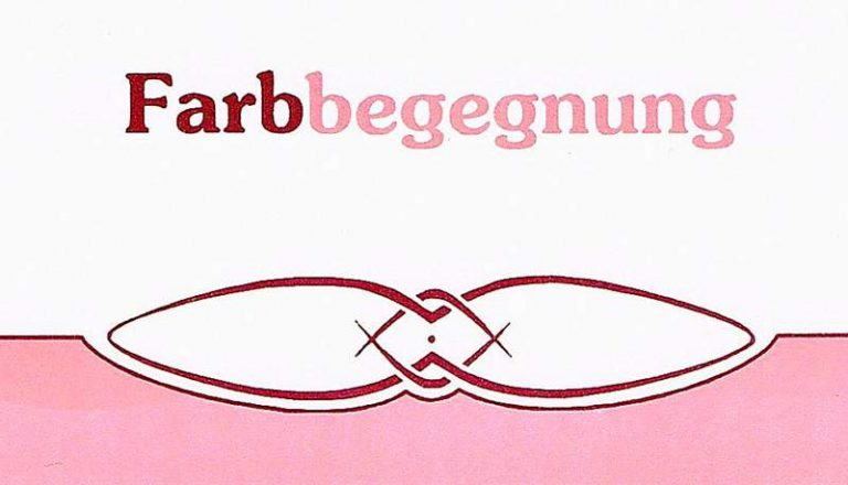 Logo Sabine Schuldt Atelier Farbbegegnung