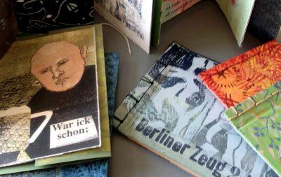 Franziska Groszer-Kuenstlerbuecher-Titel