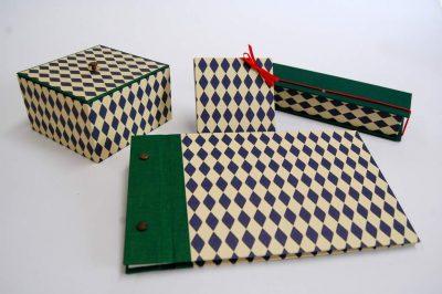 Frauke Grenz-Schachteln-Einbaende