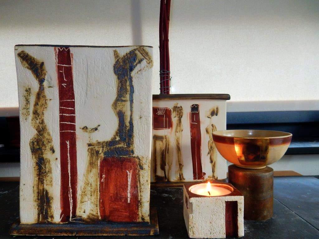 GABRIELE GOLLNOW-Ton und Porzellan