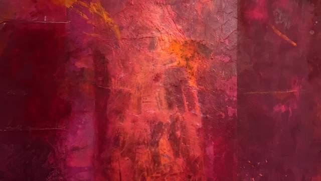 Sabine Schuldt-Incarne 5-2015-Acryl auf Leinwand-TITEL