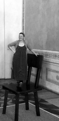 Sabine Schuldt-Portraet