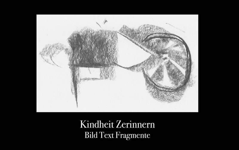 Ulrike Koloska Buch Cover-Kindheit Zerinnern-2018-Titel