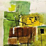 Egon Bresien-Das Eisen schmieden-2015-Aquarell_Tusche
