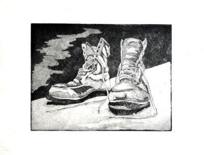 Antje an der Spree-Die alten Schuhe