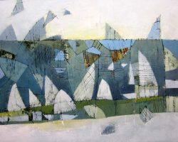 Dagmar Hintzmann-Tag am Wasser-50 x 70 cm-Ausschnitt Titel