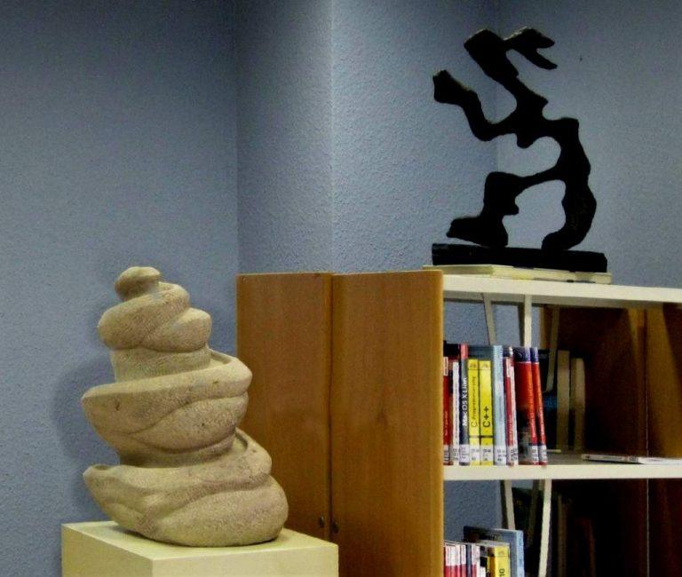 Frank Hüller, Bilder und Skulpturen - 04