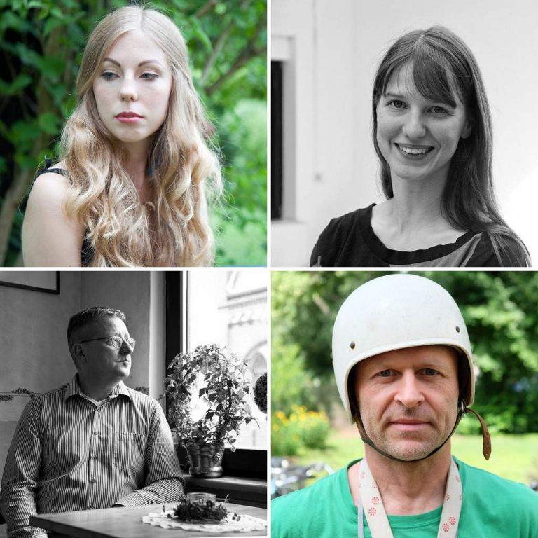 """Frank Odening """"Friedrichshagener Portraits"""" (1), Fotografien, Ausstellung 2018 - Vorschau"""
