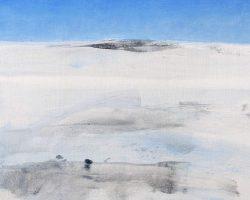 Sibylle Meister, horizonte -island-2017-Oel auf lw,40x40cm-VORSCHAU