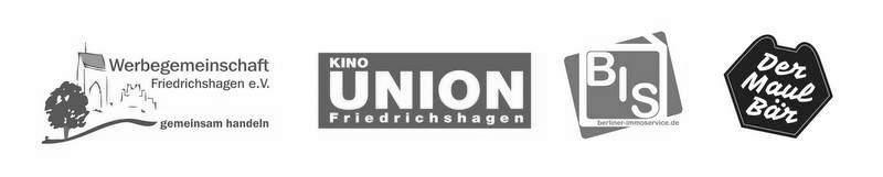 sponsoren-Logos Offene Ateliers Berlin-Friedrichshagen 2018