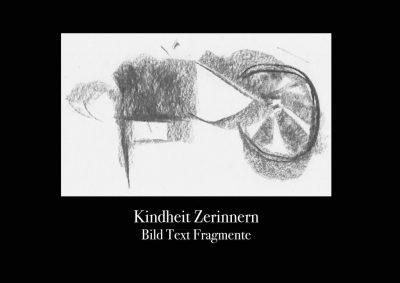 Ulrike Koloska Buch Cover-Kindheit Zerinnern-2018