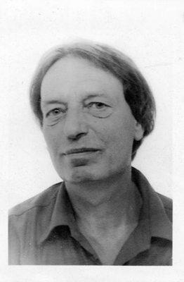 Frank Hartung Portrait