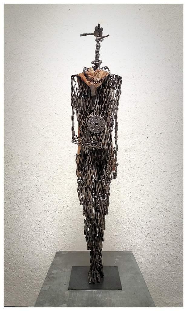 Paul Torsten Hahn-Ausstellung Fundstuecke-OA2019