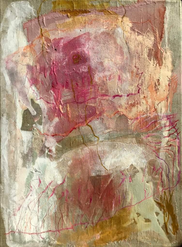 Sabine Schuldt-Von David bis Goliath 01-2017-Acryl auf Leinwand-70x 45cm-IMG_0048