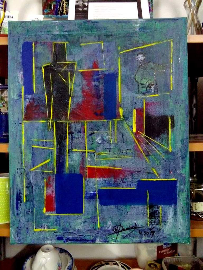 Wolfgang Ramisch - Malerei 1