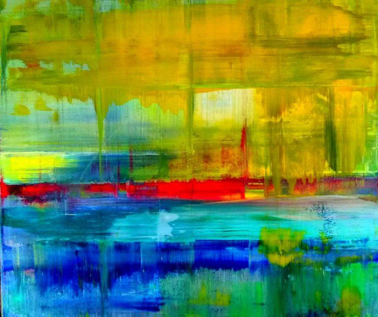 Wolfgang Ramisch - Malerei 2