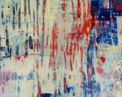 Antje Burr-Ekstatischer Wasserfall-36x36-Auktion2019